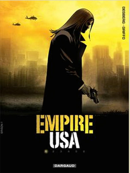 Chronique BD: Empire USA # 1