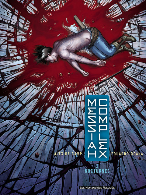 Messiah Complex # 2